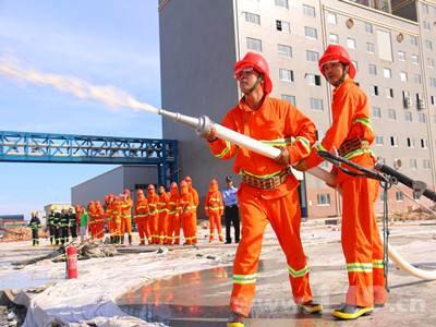 物业管理消防安全知识培训